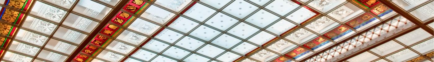 Copper roof cresting custom metalwork finials