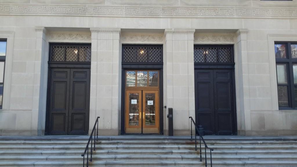 Restoration of 10 Bronze Kalamein Night Doors & Keicher Metal Arts|Bronze Kalamein Door Restoration