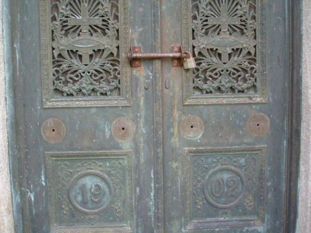 & Restoration of bronze entrance | Keicher Metal Arts Pezcame.Com